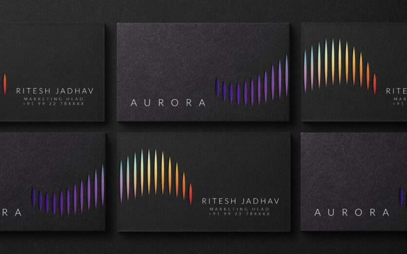 Aurora-Buisness-Cards-Mockup