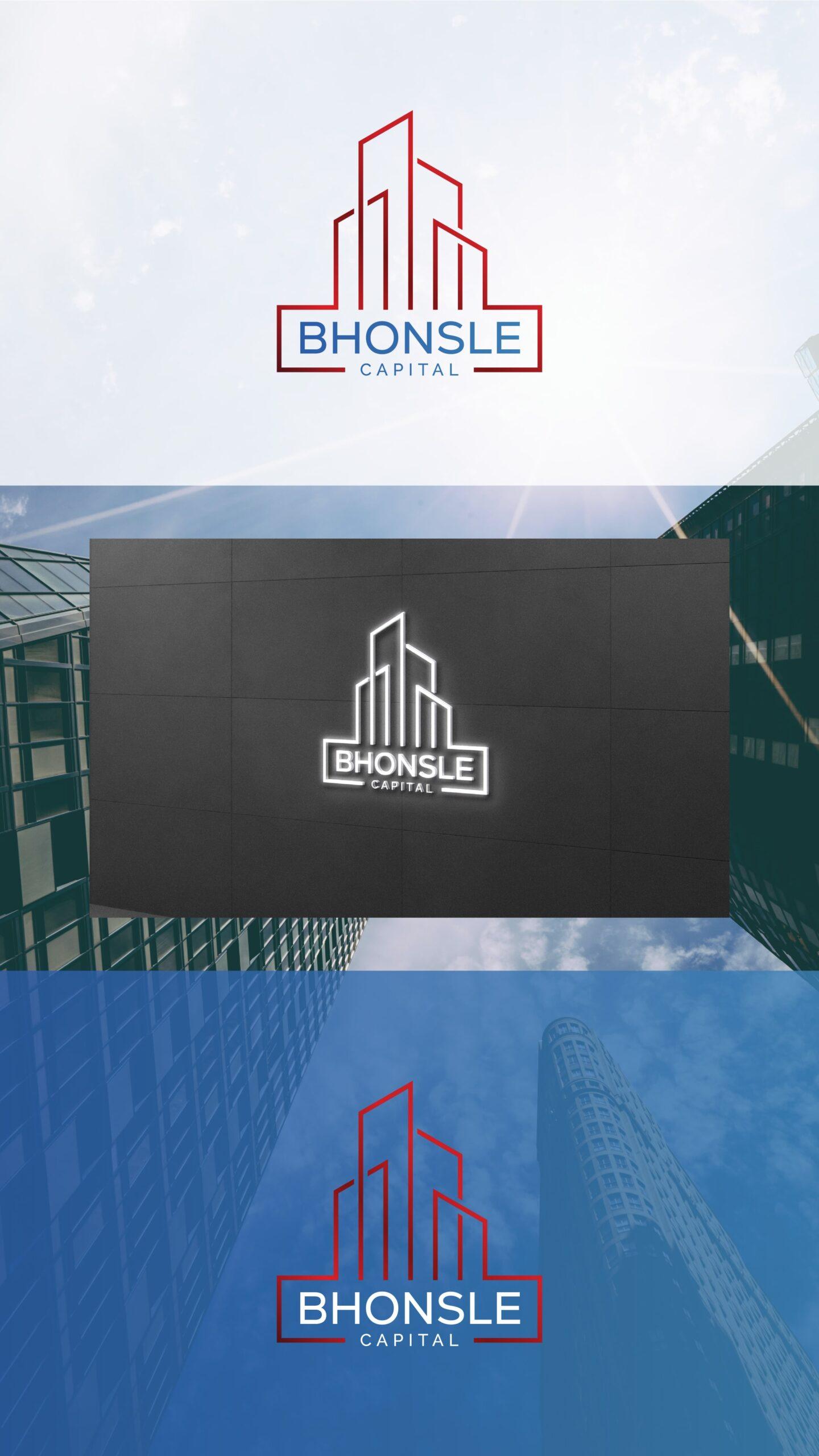 Bhosanle-Capital-Logo-Design